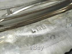 Best Vintage Navajo Larry Moses Begay Turquoise Sterling Silver Hair Barrette