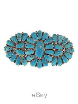 Justin, Saraphina Wilson, Pin, Sleeping Beauty Turquoise, Navajo