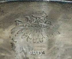 Mitchell Zephier Sterling Silver BrassGive Away Horse Lakota Visions Palamino