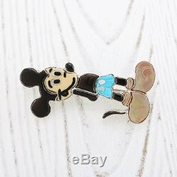 Native American Zuni Mickey Mouse Pin By Andrea Lonjose Shirley